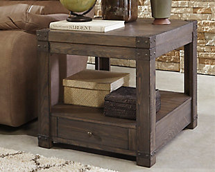 Burladen End Table, , rollover