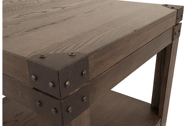 Burladen End Table, , large