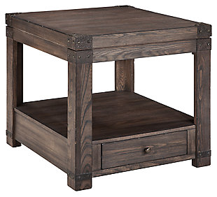 Burladen End Table, , Large ...