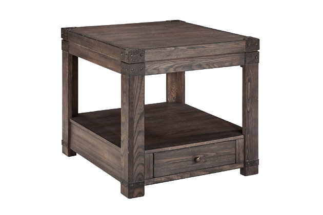 Burladen End Table, , large