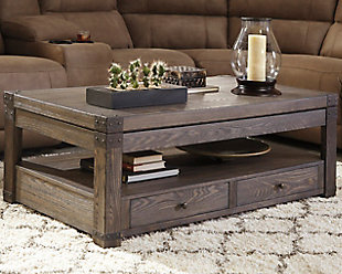 Living Room Tables Lifttop Coffee Tables  Ashley Furniture Homestore