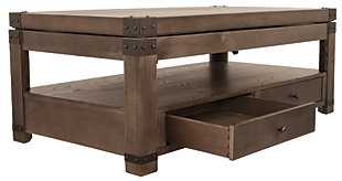 Burladen Coffee Table with Lift Top, , large