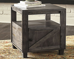 Chaseburg End Table, , rollover