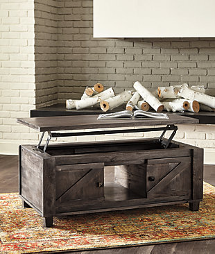 Chaseburg Coffee Table with Lift Top, , rollover