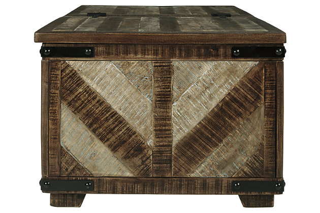 Cordayne Coffee Table With Storage, , large