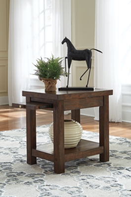 Windville Chairside End Table Ashley Furniture HomeStore