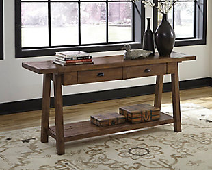 Entryway Table With Drawers console tables | ashley furniture homestore