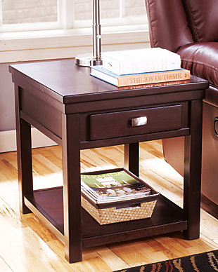 Hatsuko End Table, , rollover