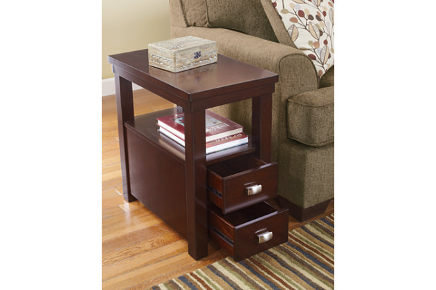 Hatsuko Chairside End Table, , large
