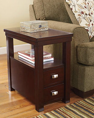 Hatsuko Chairside End Table, , rollover