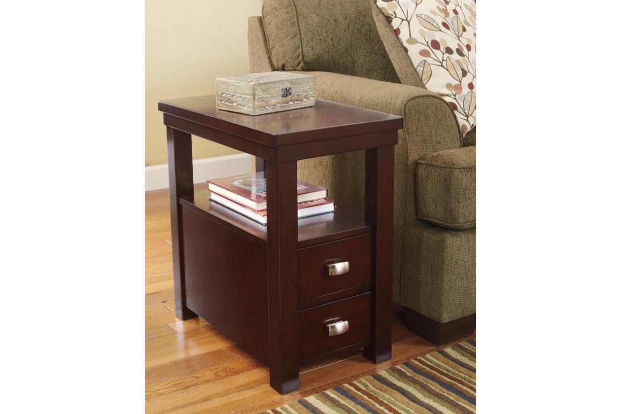 Enjoyable Hatsuko Chairside End Table Ashley Furniture Homestore Pdpeps Interior Chair Design Pdpepsorg