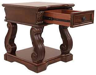 Alymere End Table, , large