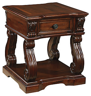 Alymere End Table, , Large ...