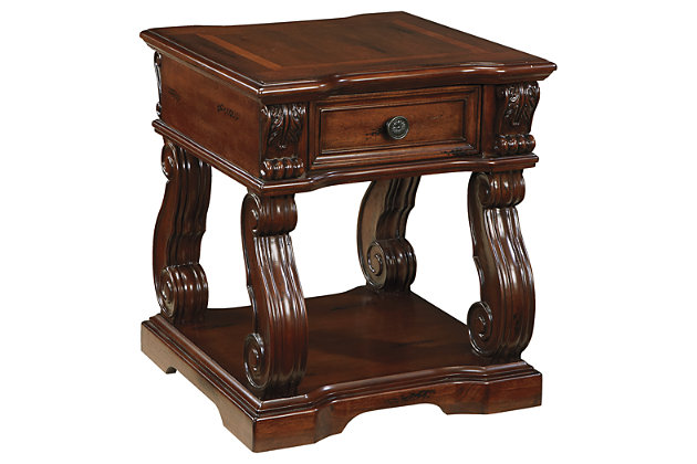 Alymere End Table Ashley Furniture Homestore