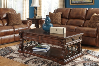 Alymere Coffee Table with Lift TopAshley Furniture HomeStore