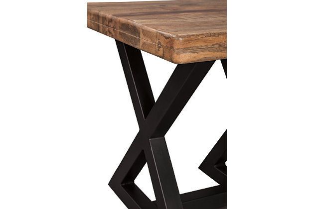 Wesling End Table, , large