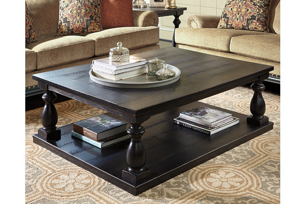 Mallacar Coffee Table Ashley Furniture HomeStore - Ashley mallacar coffee table