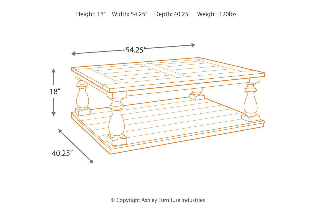 coffee table dimensions side table images mallacar coffee table ashley furniture homestore