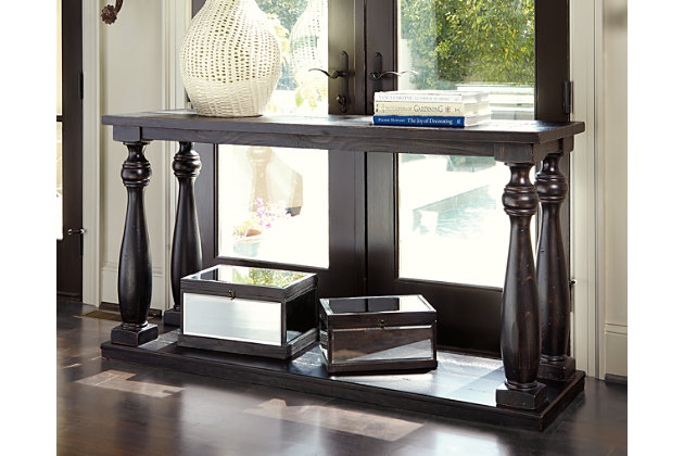 Mallacar Sofa/Console Table | Ashley HomeStore