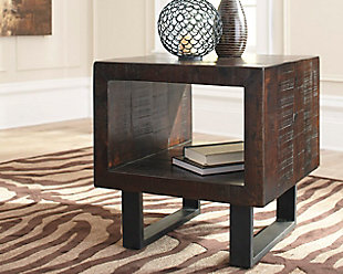side table living room.  large Parlone End Table rollover and Side Tables Ashley Furniture HomeStore