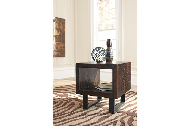 Parlone End Table, , large