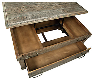 Naffenburg Lift-Top Coffee Table, , large