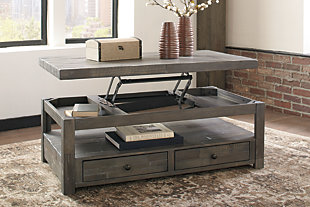 Daybrook Coffee Table with Lift Top, , rollover