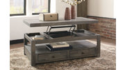 Daybrook Coffee Table with Lift Top, , large