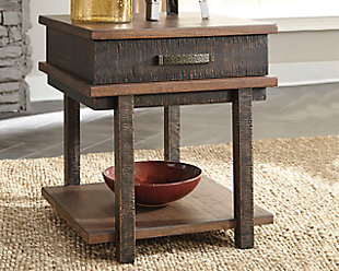 Stanah End Table, , rollover