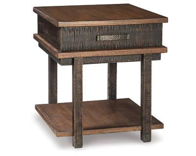 Stanah Rectangular End Table