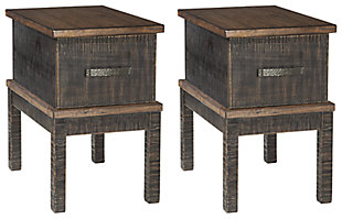 Stanah 2 End Tables, , large