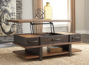 Stanah Coffee Table with Lift Top, , rollover
