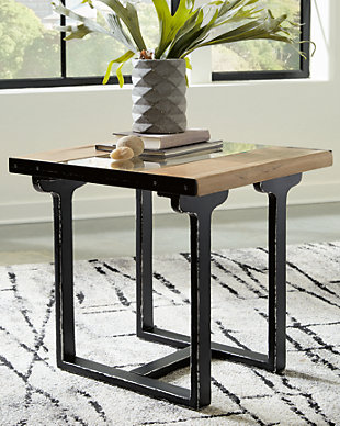 Calkosa End Table, , rollover