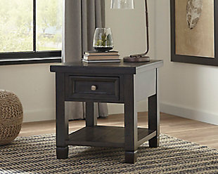 Townser End Table, , rollover