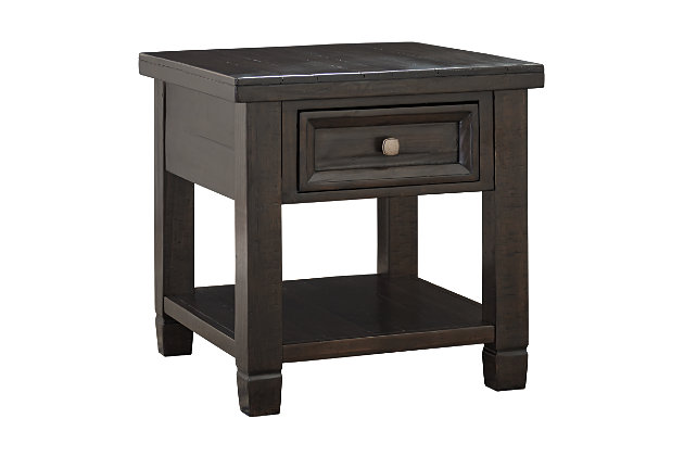 Townser End Table, , large