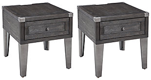 Todoe 2 End Tables, , large