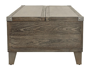 Chazney Coffee Table with Lift Top, , large