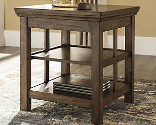Flynnter End Table, , rollover