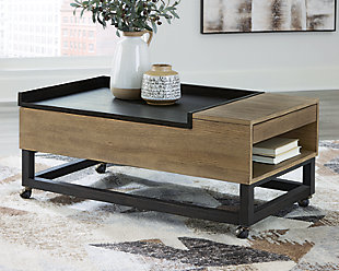 Fridley Lift-Top Coffee Table, , rollover