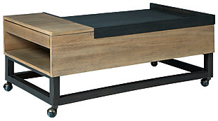 Fridley Lift-Top Coffee Table, , large