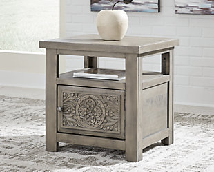 Marcilyn End Table, , rollover
