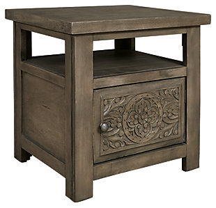 Marcilyn End Table, , large