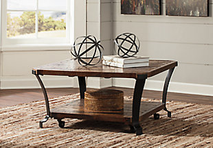 Taddenfeld Coffee Table, , large