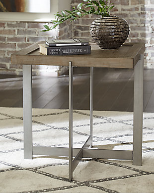 Krystanza End Table, , rollover