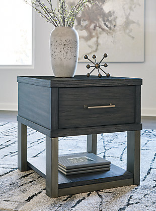 Forleeza End Table, , large