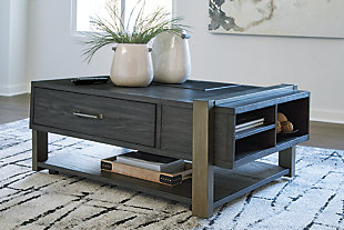 Forleeza Lift-Top Coffee Table, , rollover