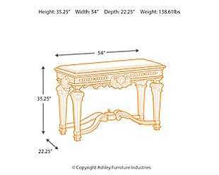 Casa Mollino Sofa/Console Table, , large