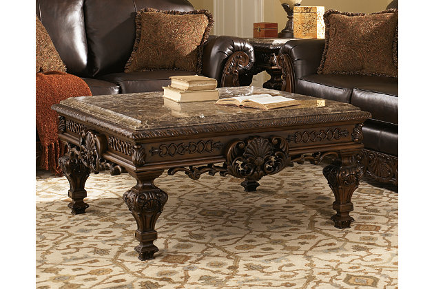 Casa Mollino Coffee Table Ashley Furniture Homestore
