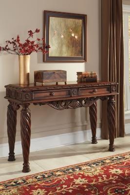 Sofa Table Ashley TheSofa
