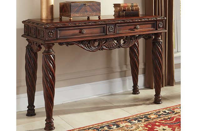 North Shore Sofa Console Table Ashley Furniture Homestore